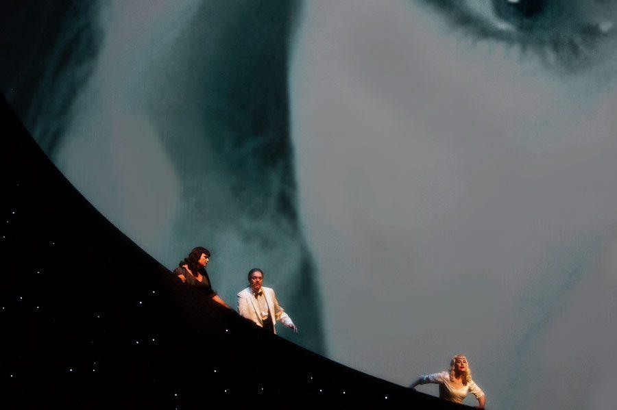 Heike Scheele, Salome | © Det Kongelige Teater / Erik Berg / Per Morten Abrahamsen