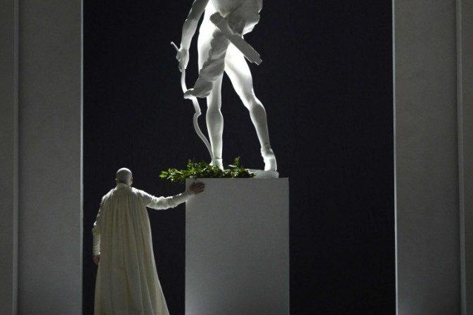 Pier Luigi Pizzi, Alceste | © Michele Crosera