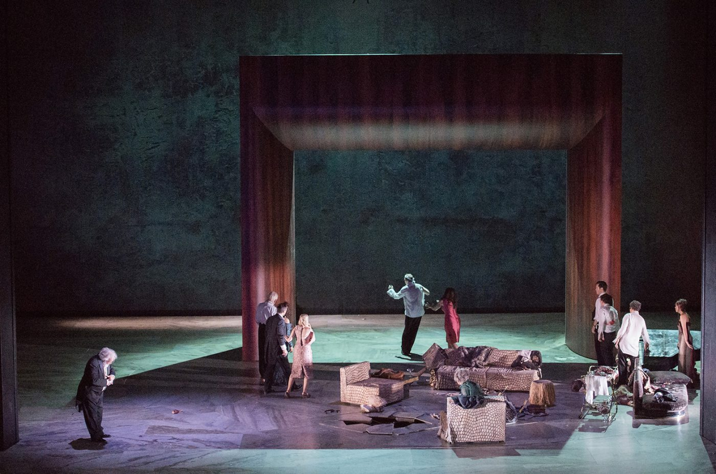 Hildegard Bechtler, The exterminating angel | © Monika Rittershaus