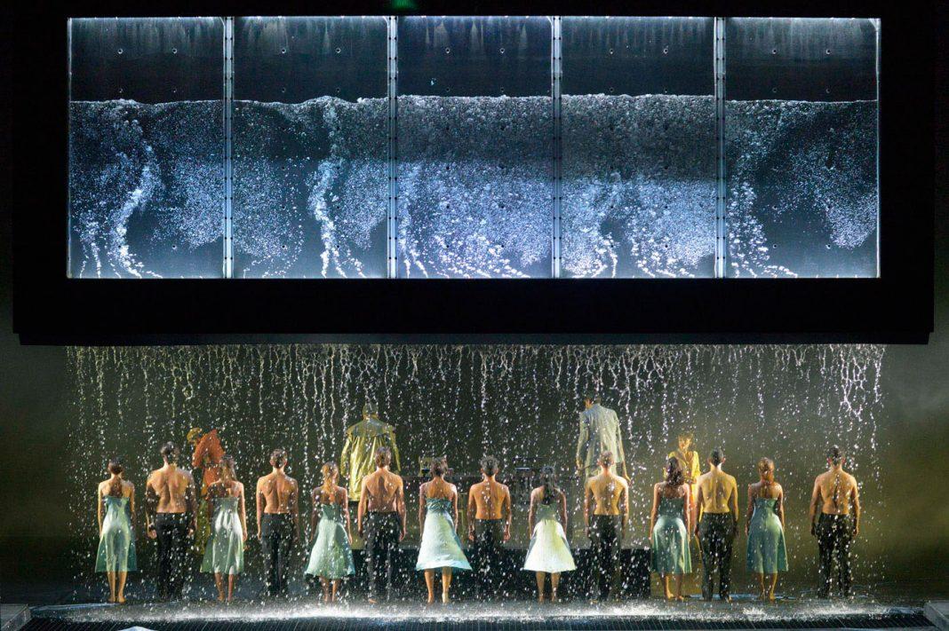 Set design Paolo Fantin, Aquagranda | © Michele Crosera