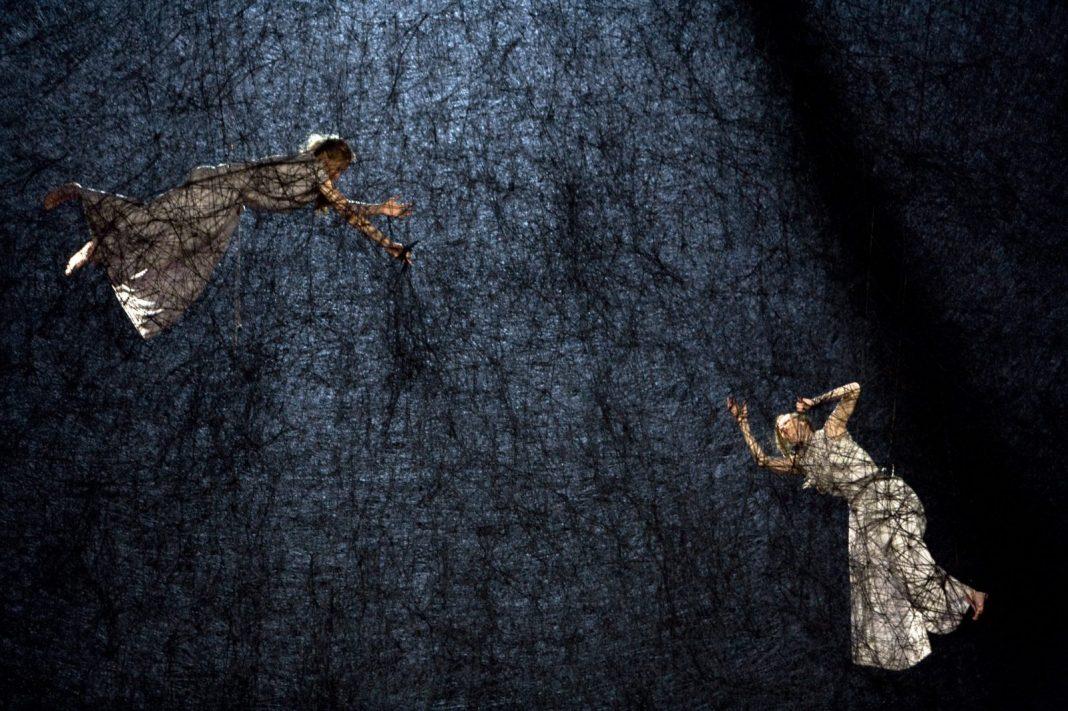 Pia Maier Schriever & Chiharu Shiota, Matsukaze | Photo © Bernd Uhlig