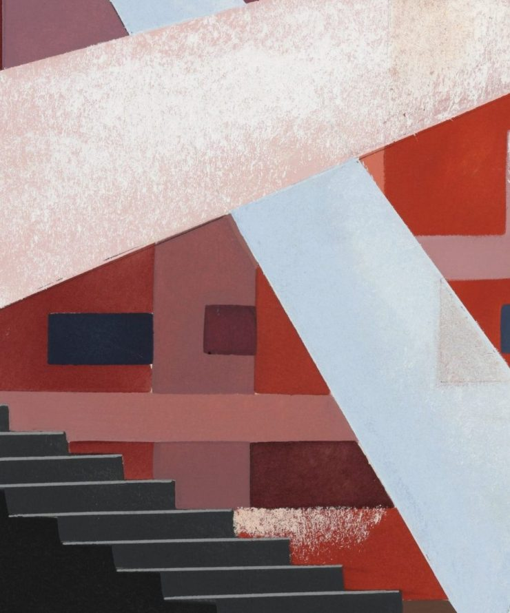 The theatre of the Russian avant-garde, by John E. Bowlt