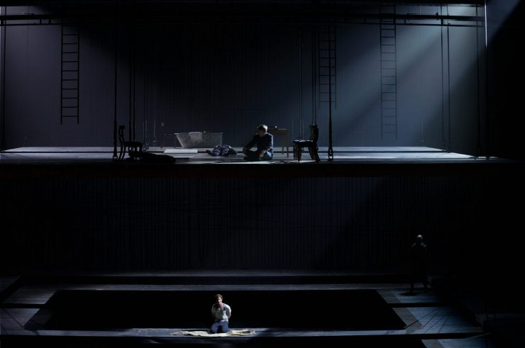 Michael Levine, Billy Budd   Ph: Javier del Real / Teatro Real de Madrid