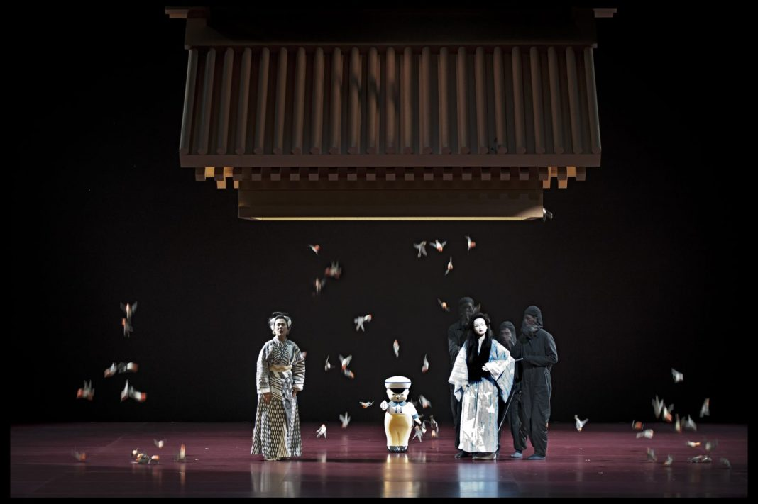 Hotel Pro Forma, Madama Butterfly | Photo BAUS / La Monnaie