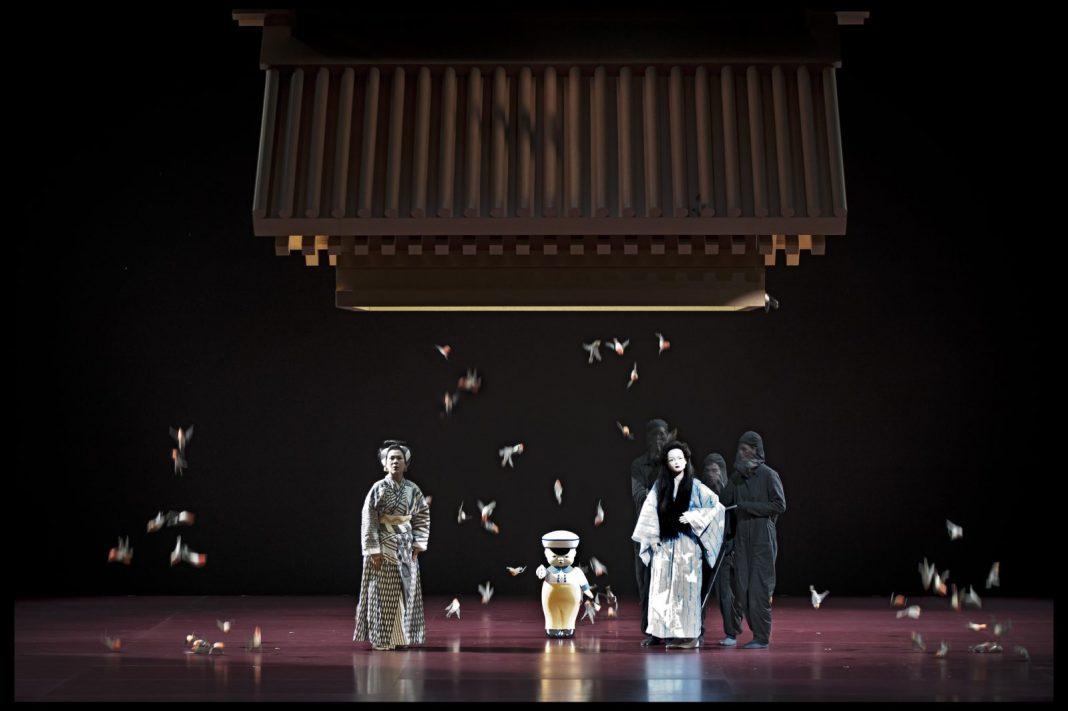 Hotel Pro Forma, Madama Butterfly | Photo BAUS / La Monnaie