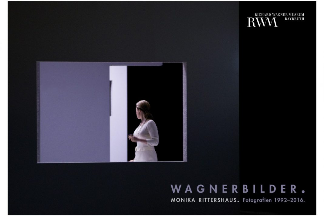 Wagnerbilder, an exhibition of photographs by Monika Rittershaus. Bayreuth, 2016 | Courtesy of M. Rittershaus