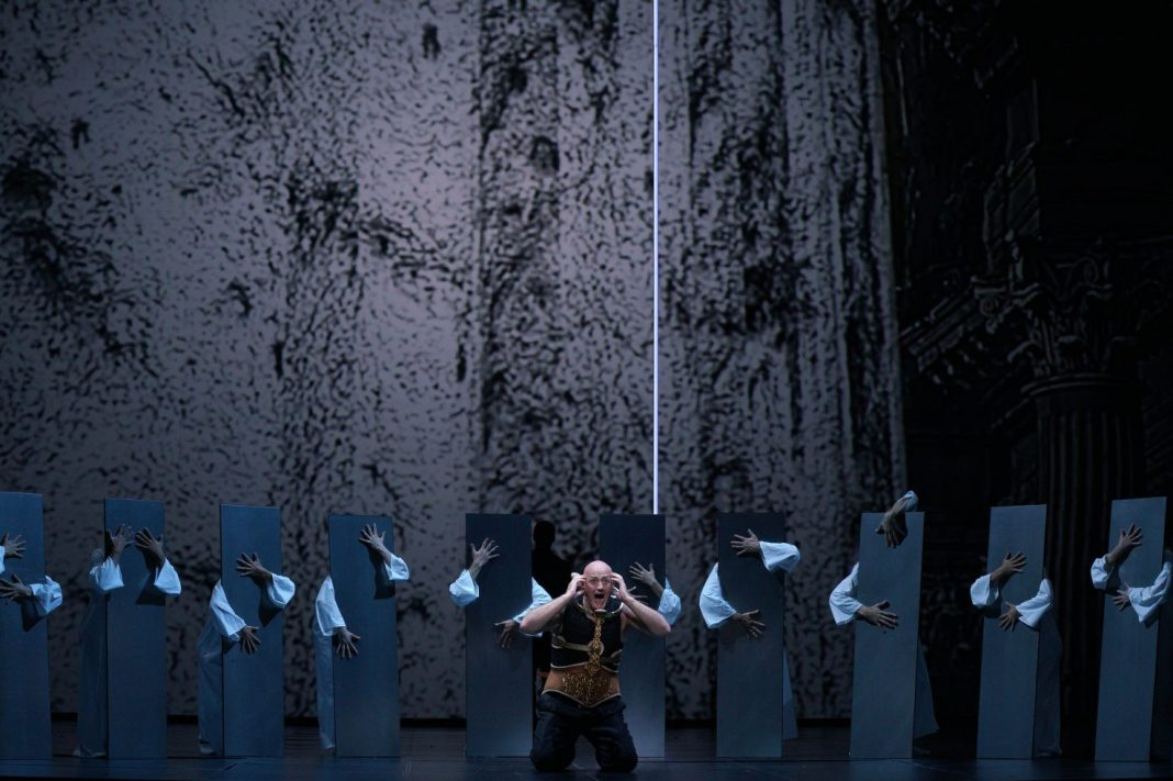 Urs Schönebaum, Bomarzo | Staging Pierre Audi | Photo Javier del Real / TR