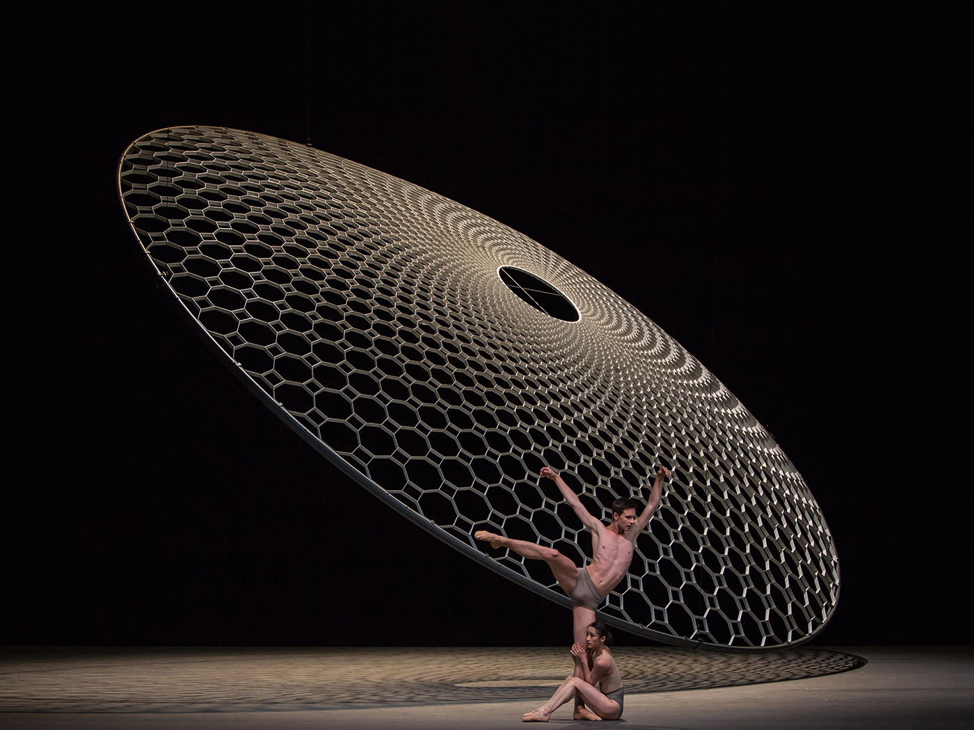 Marko Japelj, Corpus - disTANZ | Choreography Filipe Portugal | Photo Gregory Batardon, Ballett Zürich