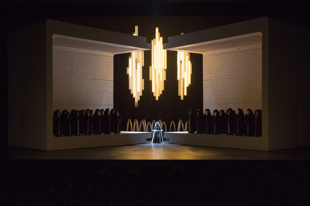 Christian Schmidt, Aida | Director Shirin Neshat | Photo Monika Rittershaus / SF