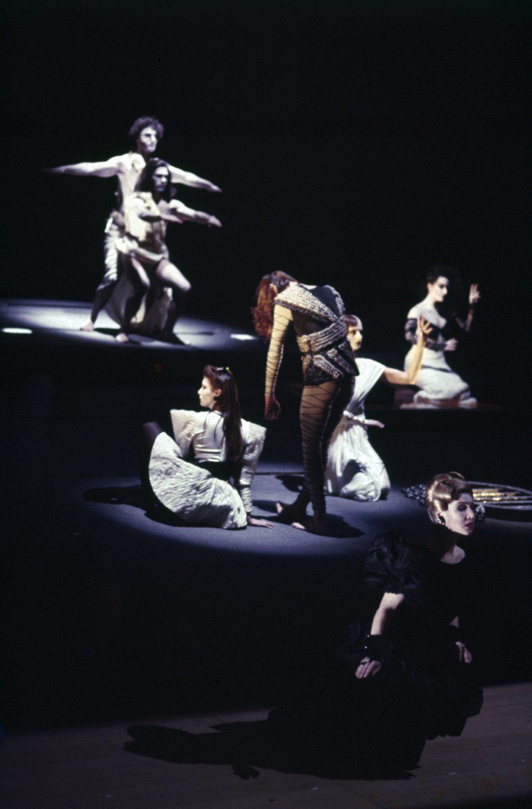 Gianni Versace, Salome (Strauss), 1987, Photo © Lelli and Masotti