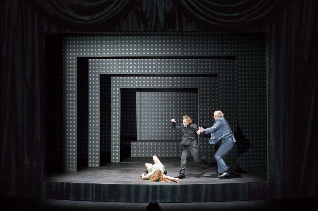 Klaus Grünberg, Pelléas et Mélisande | Staging Barrie Kosky | Photo © Barrie Kosky, courtesy of the author