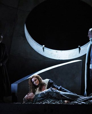 Alfons Flores, Tristan und Isolde | Staged by Àlex Ollé | Photo © A. Bofill