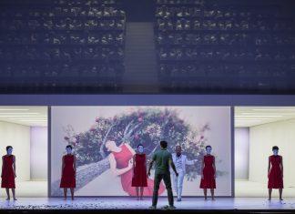 Paolo Fantin, La Damnation de Faust   Staged by D. Michieletto   Photo © Yasuko Kageyama / TOR