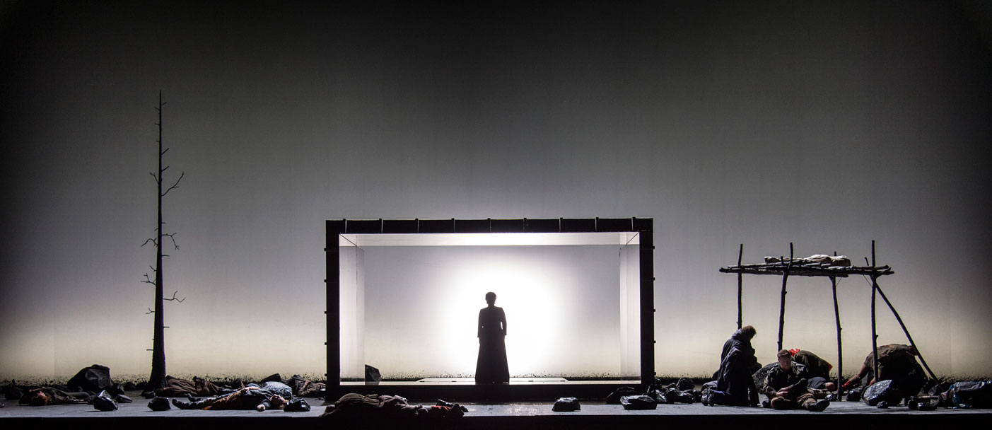 Christof Hetzer, Tristan und Isolde | Directed by P. Audi | Photo © Ruth Walz / DNO
