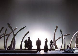 Christof Hetzer, Tristan und Isolde   Directed by P. Audi   Photo © Ruth Walz / DNO