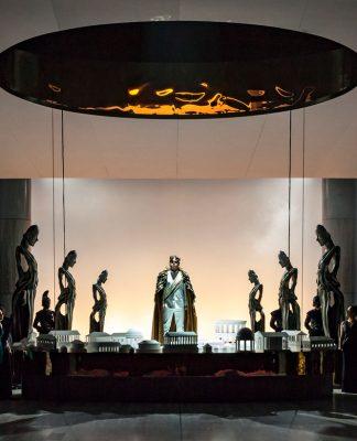 Gary McCann, La Clemenza di Tito   Staged by F. Ceresa   Photo © Alan Humerose