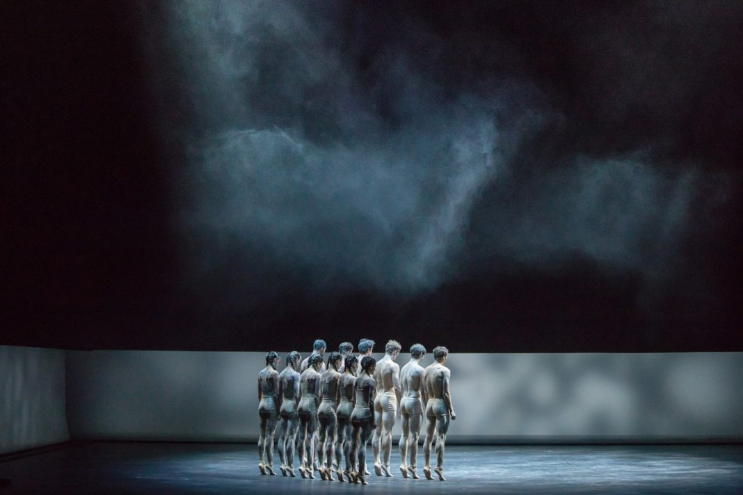 Marko Japelj, Le sacre du printemps   Choreographed by E. Clug   Photo © G. Batardon