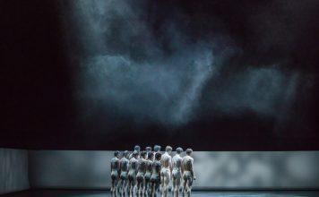 Marko Japelj, Le sacre du printemps | Choreographed by E. Clug | Photo © G. Batardon