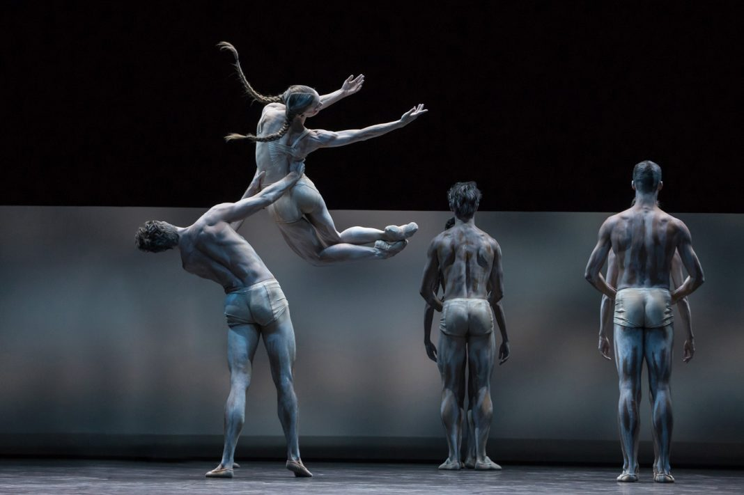 Marko Japelj, Le sacre du printemps | Choreographed by E. Clug | Photo © G. Batardon