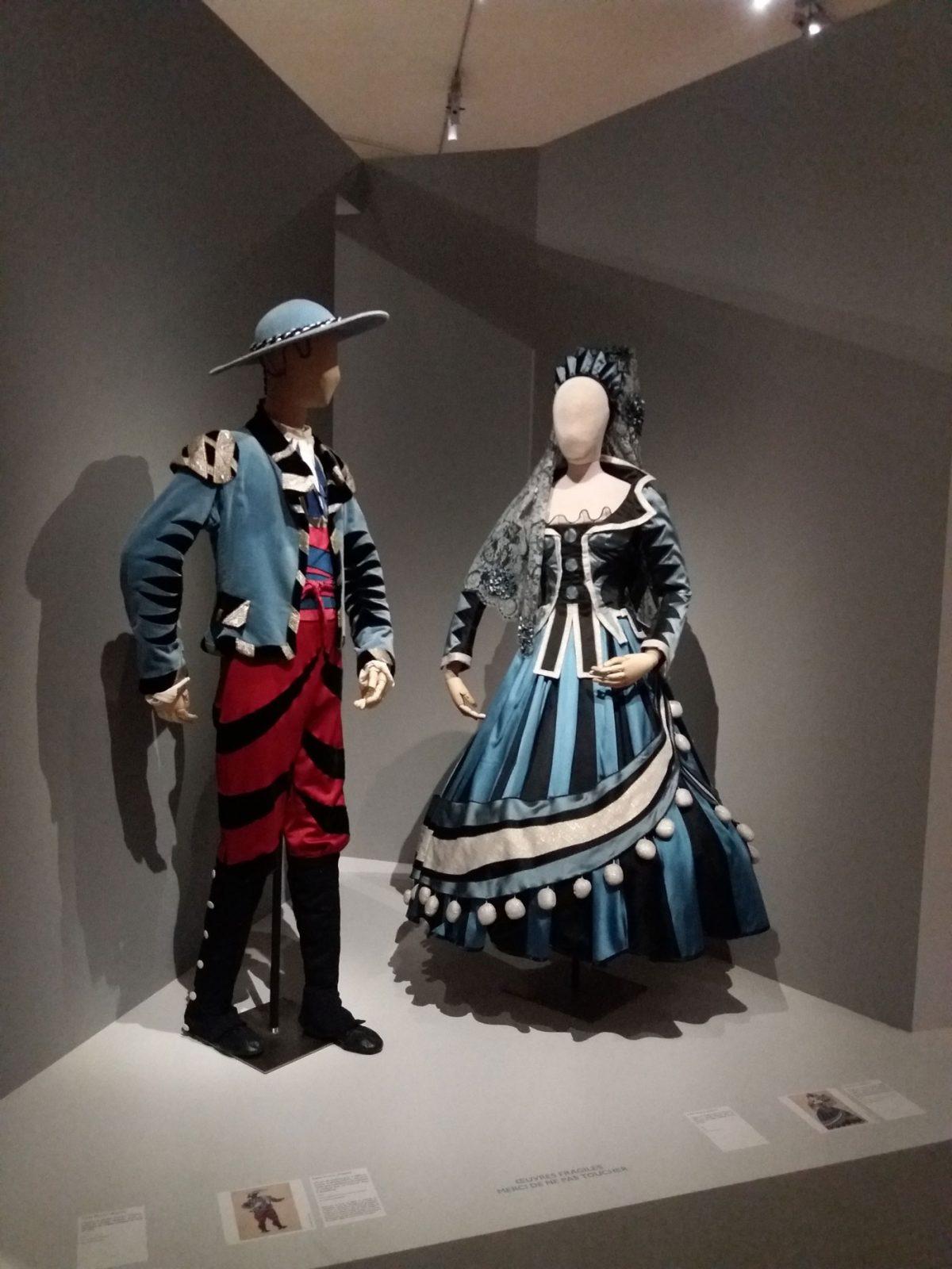 Picasso et la dance, exhibition setting | © Succession Picasso 2018