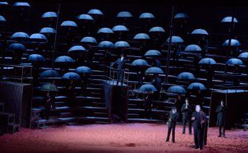 Radu Boruzescu, Richard III | Staged by R. Carsen | Photo © Michele Crosera