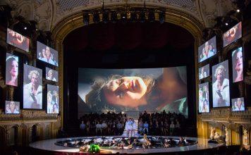 Rebecca Ringst, L'incoronazione di Poppea | Dir. C. Bieito | Photo © Monika Rittershaus