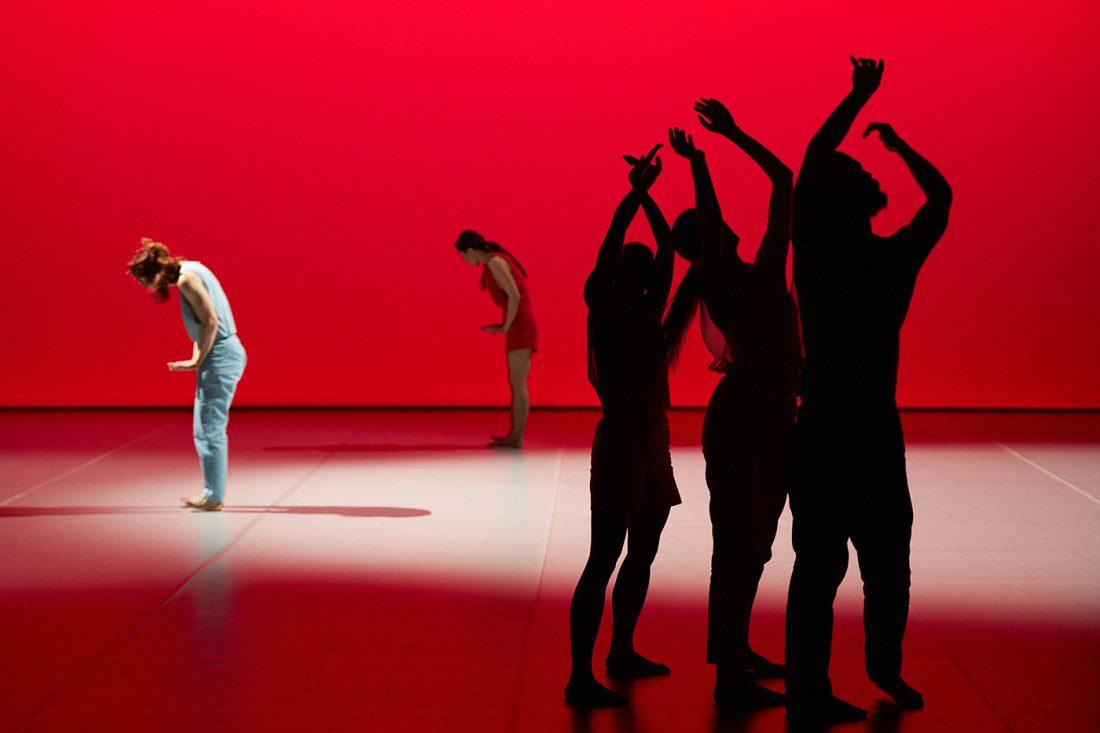 "Sasha Waltz & Guests, ""In C"", Terry Riley | Ensemble | ©Jo Glinka 2021"