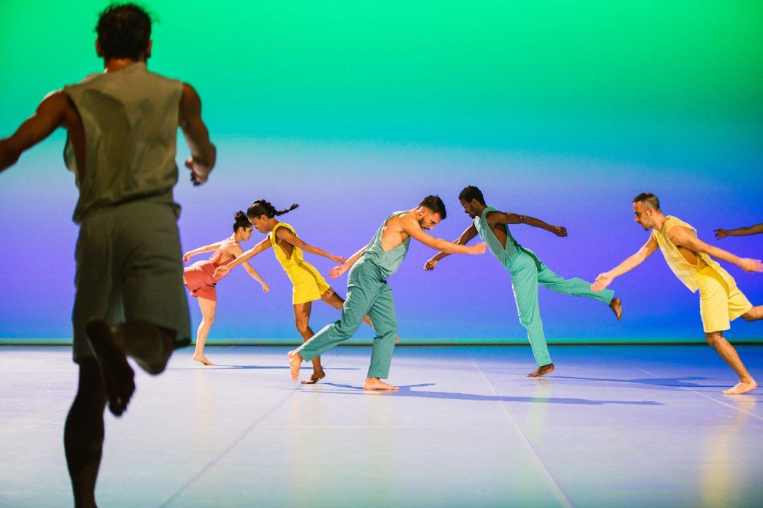 "Sasha Waltz & Guests, ""In C"", Terry Riley | Ensemble | ©Yanina Isla"