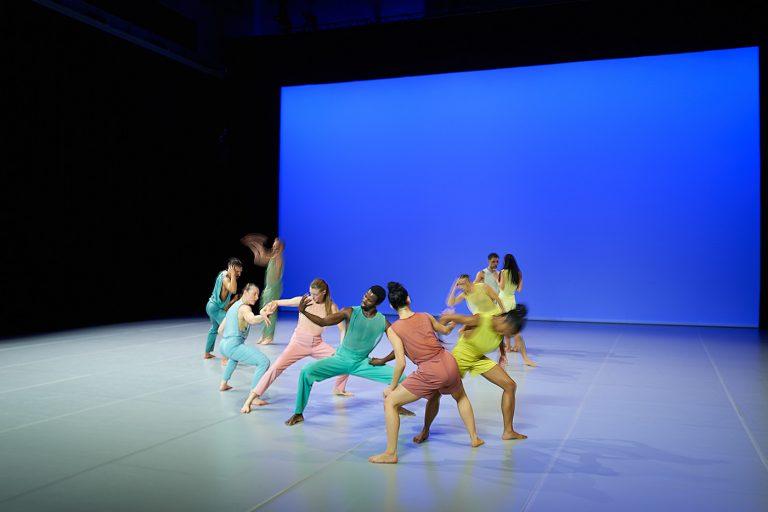 "Sasha Waltz & Guests, ""In C"", Terry Riley   Ensemble   ©Jo Glinka 2021"