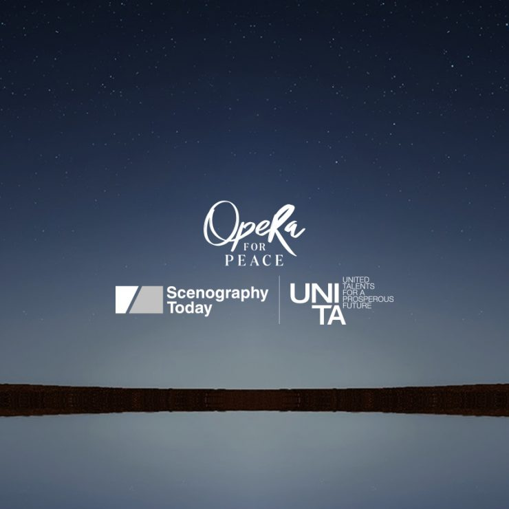 Opera for Peace and Scenography Today form partnership under the UNITA program