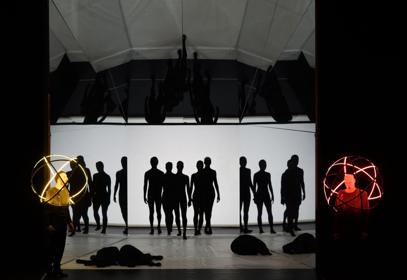 Olafur Eliasson, Hippolyte et Aricie   Staging A. Collins   Photo © Karl and Monika Forster