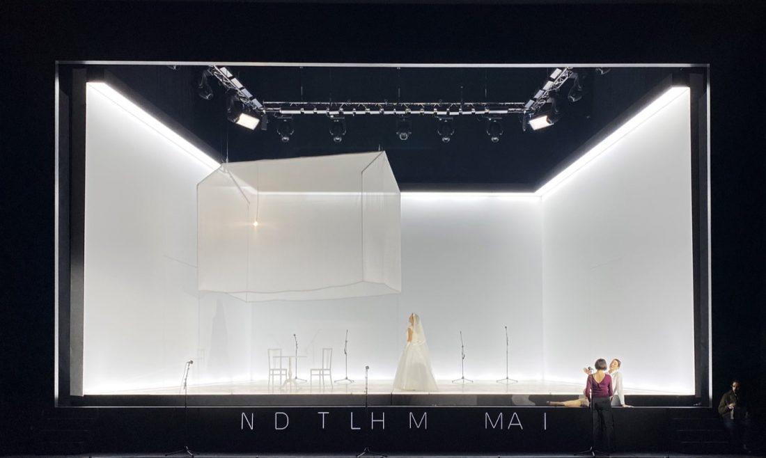 Paolo Fantin, Béatrice et Bénédict  | Dir. Damiano Michieletto  | Photo © Blandine Soulage