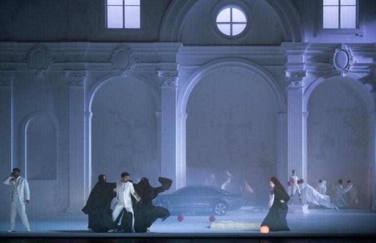 Romeo Castellucci, Don Giovanni | Photo © Monika Rittershaus