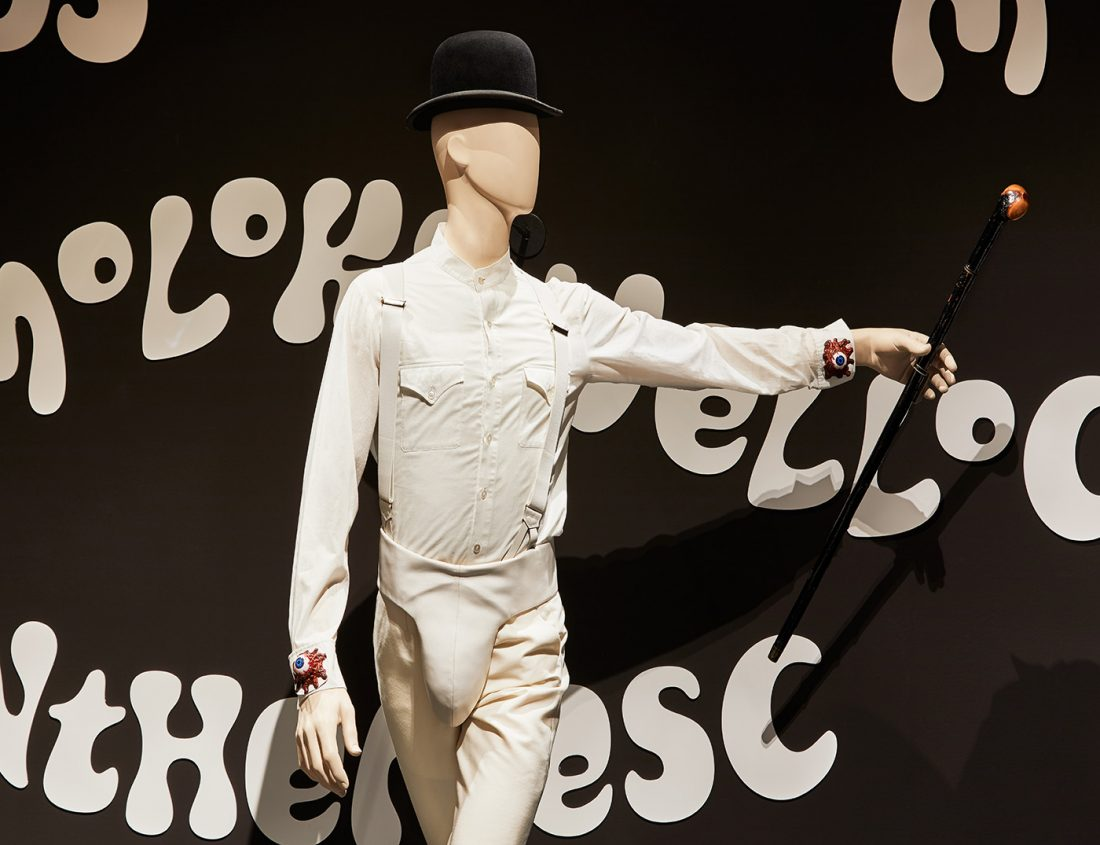 Costume of Alex from A Clockwork Orange | © Ed Reeve for the Design Museum