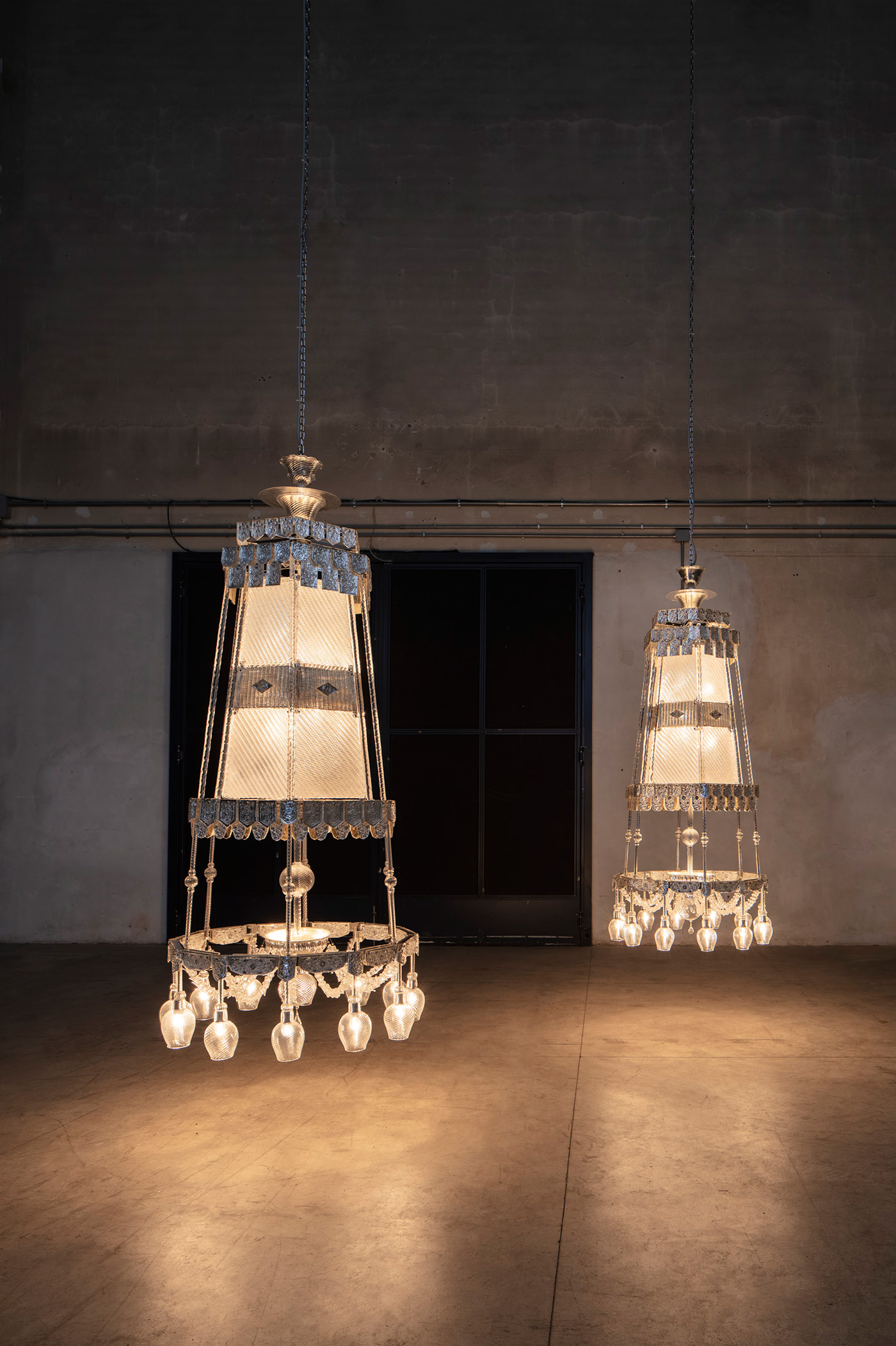 "Cerith Wyn Evans, ""....the Illuminating Gas"" 