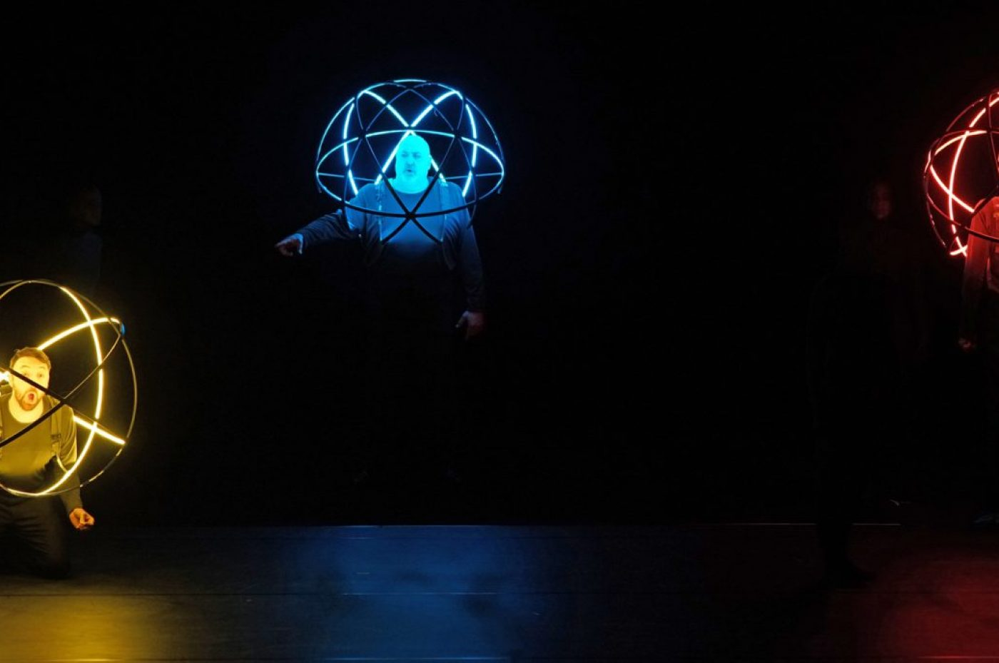 Olafur Eliasson, Hippolyte et Aricie | Staging A. Collins | Photo © Karl and Monika Forster