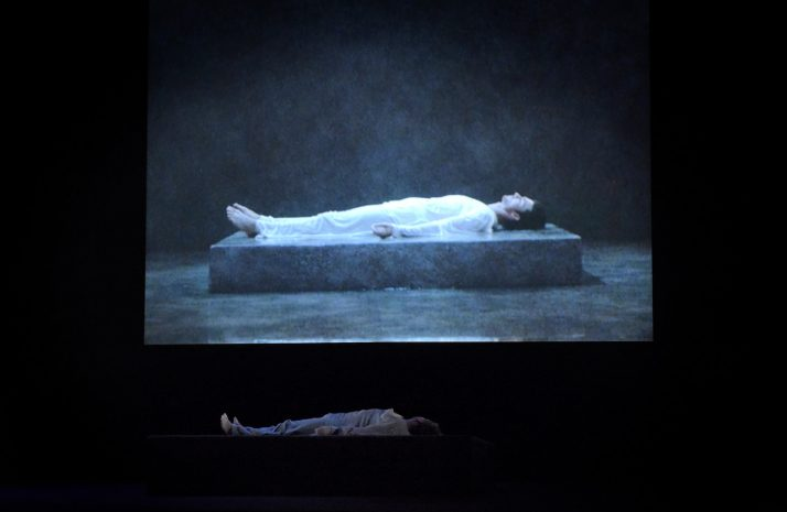 Bill Viola, Tristan und Isolde | © Vincent Pontet / Opéra national de Paris