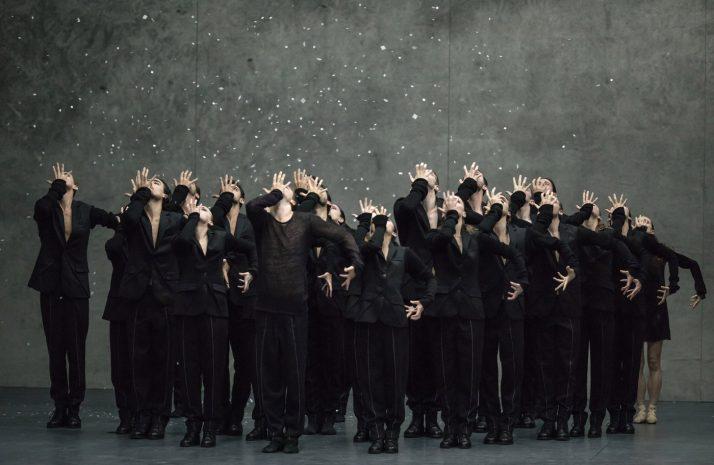 Rufus Didwiszus, Winterreise | Choreography C. Spuck | © Gregory Batardon