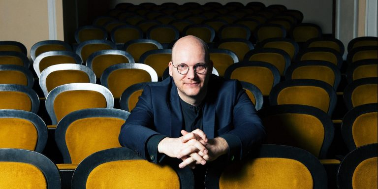Sebastian F. Schwarz, CEO of Teatro Regio Torino. © Teatro Regio Torino